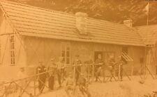 Carte photo, guerre 1914-1918, CPA, GVC, Gardes des voies de communication WW1