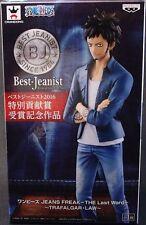 Banpresto 4983164371901 Action Figure Jeans Freak The Last World Trafalgar Law