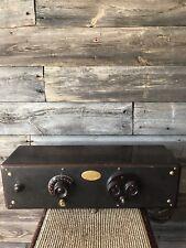Vintage Atwater Kent Radio Model 33