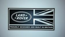 LAND ROVER DEFENDER 90/110/130 Aftermarket DECAL Wing  Fender Sticker Union Jack