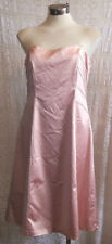 COAST salmon pink cocktail/prom/ dress.bodice top.SIZE16-goth BURLESQUE