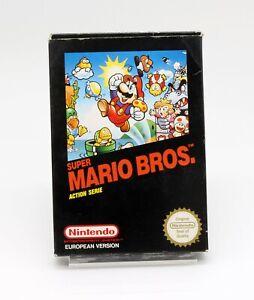 ► SUPER MARIO BROS. ACTION SERIE ◄  TOP ✅ OVP / BOXED ☆ NES Nintendo ☆ RAR🔥🔥🔥