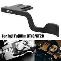 Camera Thumb Grip For FUJIFILM Fuji X-T10 X-T20 XT20 X-T30 XT30 Hot shoe Hotshoe