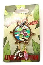 Disney Magic Kingdom Jungle Cruise Goofy as Chief Nami Dangle PinLe 3000