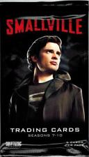 2012 Cryptozoic Smallville (Tv) Seasons 7-10 Trading Card Pack