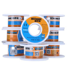 HK Mechanic Rosin Core Solder Wire 0.6mm 50g Low Melting Point Soldering Tools