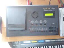 KAWAI Q80 EX - vintage 1988 midi sequencer - 100% WORKING