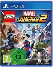 Lego Marvel Superheroes 2-ps4 PlayStation 4 juego-nuevo embalaje original