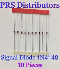 Diode 1N4148 Fast Switching Signal Diode Replaces Diode 1N914 10 Pcs USA Seller