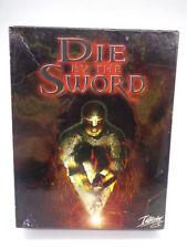 PC Jeu-Les by the sword (avec neuf dans sa boîte) (BigBox) (usk18) (PAL)