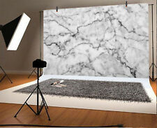 Plain Marble Texture Grain Photography Background 7x5ft Vinyl Normcore Backdrops