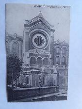 CPSM Lourdes Hôpital Saint Frai