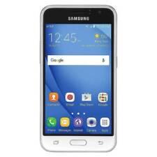 Unlocked Samsung Express 3 SM-J120A 8GB White AT&T Burn Image