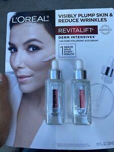 A9 L'Oreal Paris Revitalift Derm Intensives Hyaluronic Acid 1.0 oz Serum