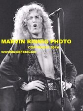 """Led Zeppelin Photo $2 - Robert Plant - Jimmy Page 1975 8x11"""" Rare -Wow Sale $2"""
