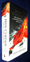 Iron Curtain: The Crushing of Eastern Europe 1944-56  by Anne Applebaum,