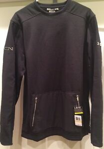 Under Armour Cam Newton Panthers C1N Fleece Shirt Top 1260231 Medium NWT $85