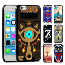 Legend of Zelda Phone Case Sheikah Slate Triforce For iPhone 11Pro Samsung Cover