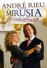 Andre Rieu Presents: Mirusia-Always & Forever (2011, DVD NEW)