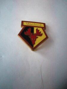 Watford Large Pin Badge