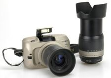 Minolta Vectis S-100 Lens zoom 28-56 mm and 25-150 mm   (Réf#T-016)
