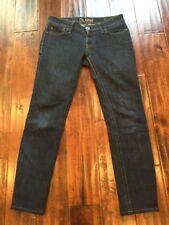 "DL1961 ""The Kate"" Dark Wash Skinny Jeans, Size 27"