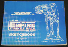 1980 STAR WARS THE EMPIRE STRIKES BACK SKETCHBOOK Paperback FN 1st Edition