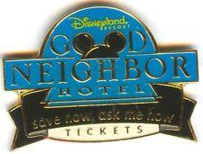 Disneyland Resort Good Neighbor Hotel Employee Pin!