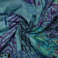 43 breite bedruckte Baumwollstoffe von der Werft Handwerk Kleid machen Stoff