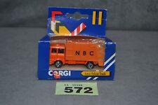 Brand New Corgi J52 Iveco Refuse Truck NBC Diecast Model Car In Box Boxed 1984