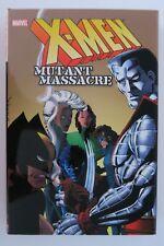 X-Men: Mutant Massacre Marvel Hc hardcover Graphic Novel Tpb Oop Rare