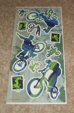 Sandylion Sticker Sheet ~ Extreme Sports.....Bikes