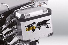 BMW GS Side Panniers Sticker