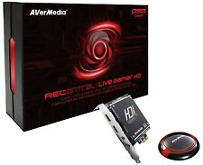 AVerMedia Game Recorder -C985 Live Gamer HD. Game Capture/ Live Stream HD 1080p