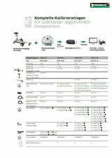 Stahlwille CALIBRATION SYSTEM 96521068 7706-8PC