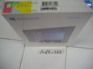 Microsoft Windows 10 Home Full English Version 32/64 Bit USB MS WIN =RETAIL BOX=