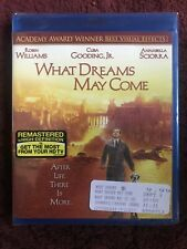 New listing What Dreams May Come - Blu-ray 2011 New Sealed