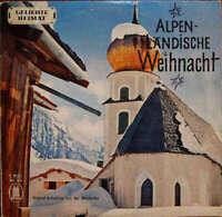 """Various - Alpenländische Weihnacht (10"""") Vinyl Schallplatte - 154957"""