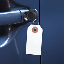 KEY TAGS - PAPER WITH METAL RINGS 1000/BX