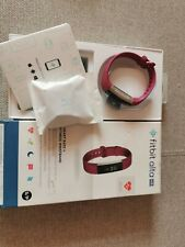 Fitbit Alta HR Activity Tracker + Heart Rate Monitor (Small, Fucsia)