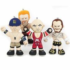 Wrestling Plush Action Figures