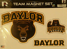 Baylor Bears Multi Die Cut Magnet Sheet Auto Home University Of