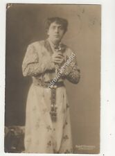 Rudolf Christians in Koenig Laurin Theatre Actor 1903 RP Postcard 689b