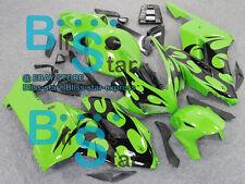 Green Glossy INJECTION Fairing Kit Fit Honda CBR1000RR 2004-2005 70 A3