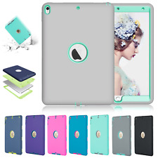For 10.2 inch iPad 7th 8th 9th Gen Shockproof Heavy Duty Rubber Hard Case Cover