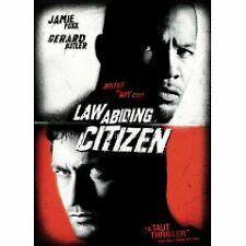 Law Abiding Citizen New Sealed DVD Jamie Fox Gerard Butler FREE Shipping