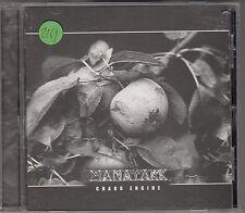 MANATARK - chaos engine CD