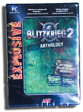 Blitzkrieg 2 Anthology/ Fall of the Reich& Liberation PC Game