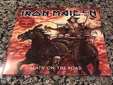 Iron Maiden Death On The Road New Sealed Vinyl! 2005 Metallica Megadeth AC/DC