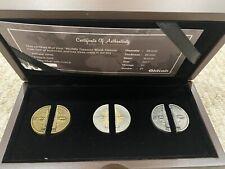 Worldy Treasure Block - Halving Coin Set - #26